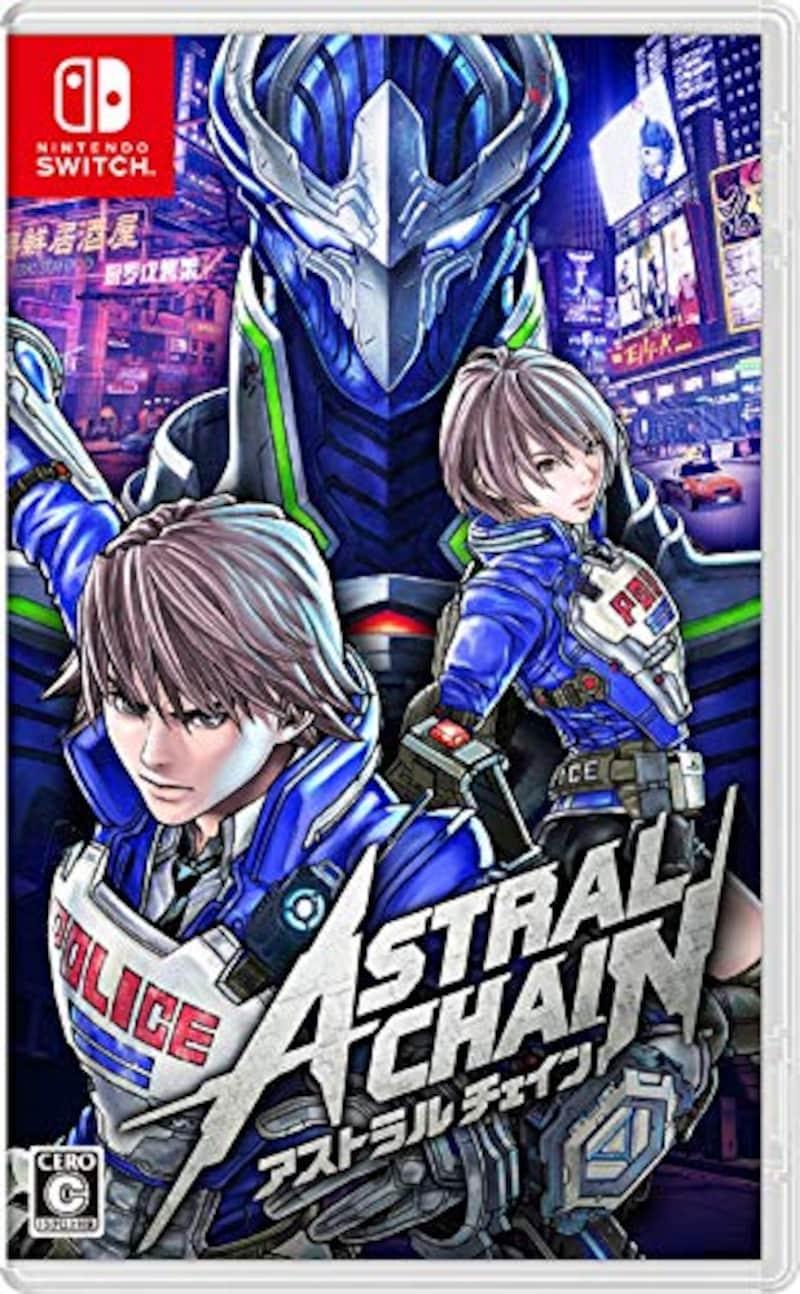 任天堂,ASTRAL CHAIN(アストラル チェイン)