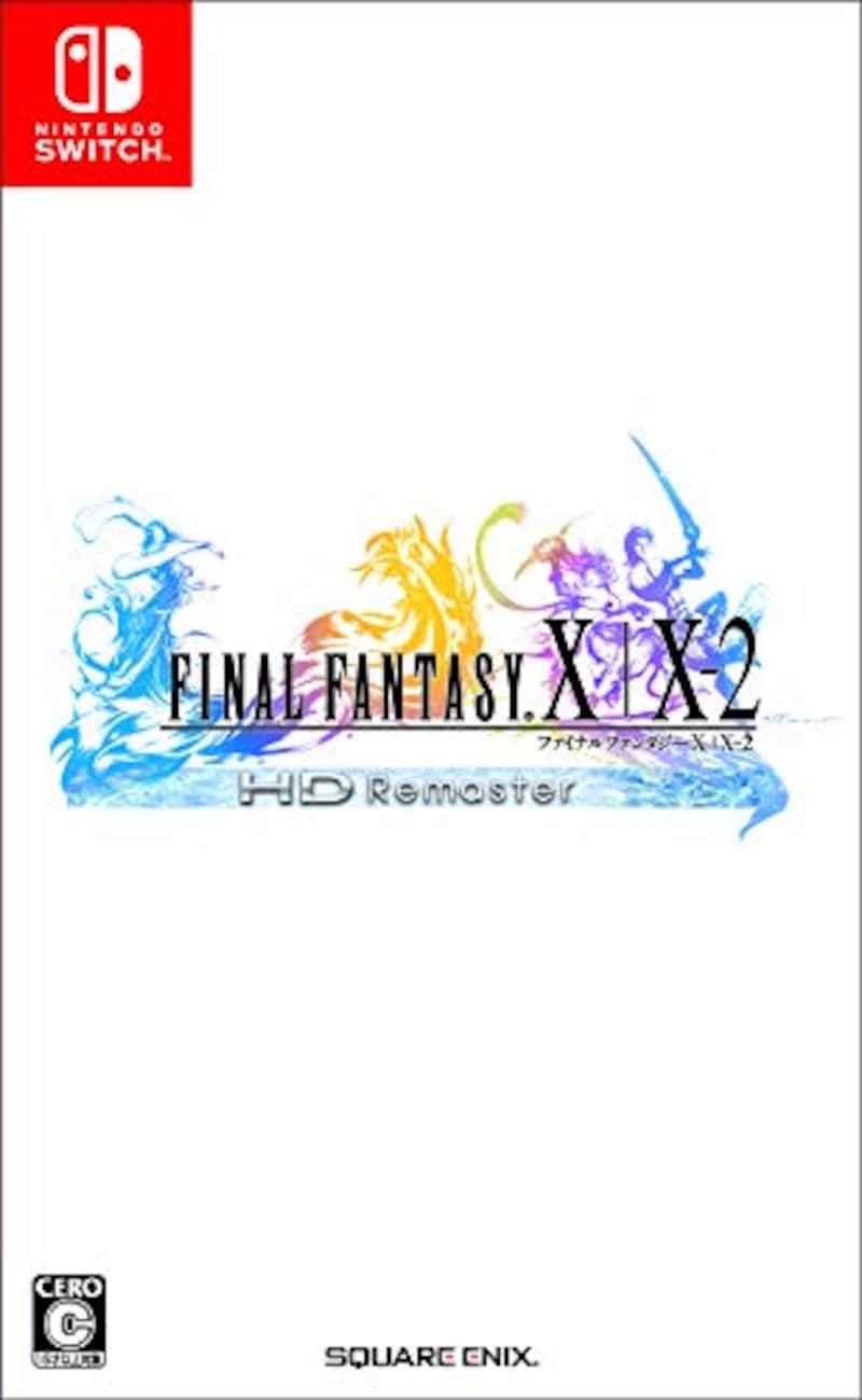 スクエア・エニックス,ファイナルファンタジーX/X-2 HD Remaster ,HAC-P-AP2RA