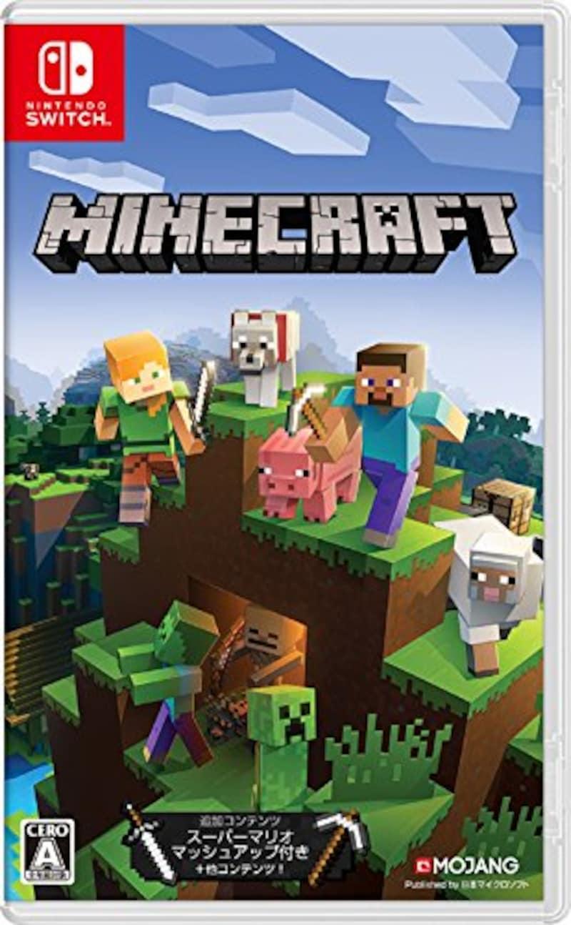 Microsoft(マイクロソフト),Minecraft (マインクラフト)