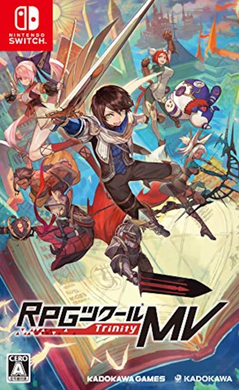 角川ゲームス,RPGツクールMV Trinity