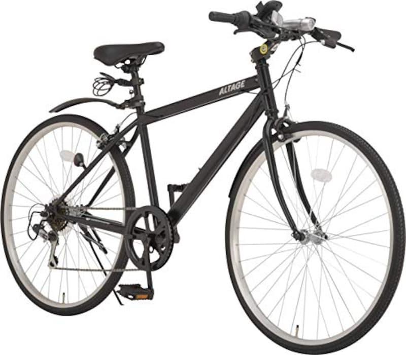 アルテージ(ALTAGE),自転車 クロスバイク 製6段変速,ACR-001
