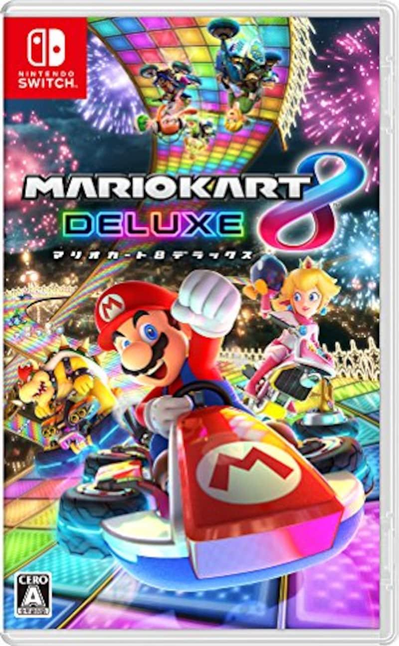 任天堂,マリオカート8 デラックス
