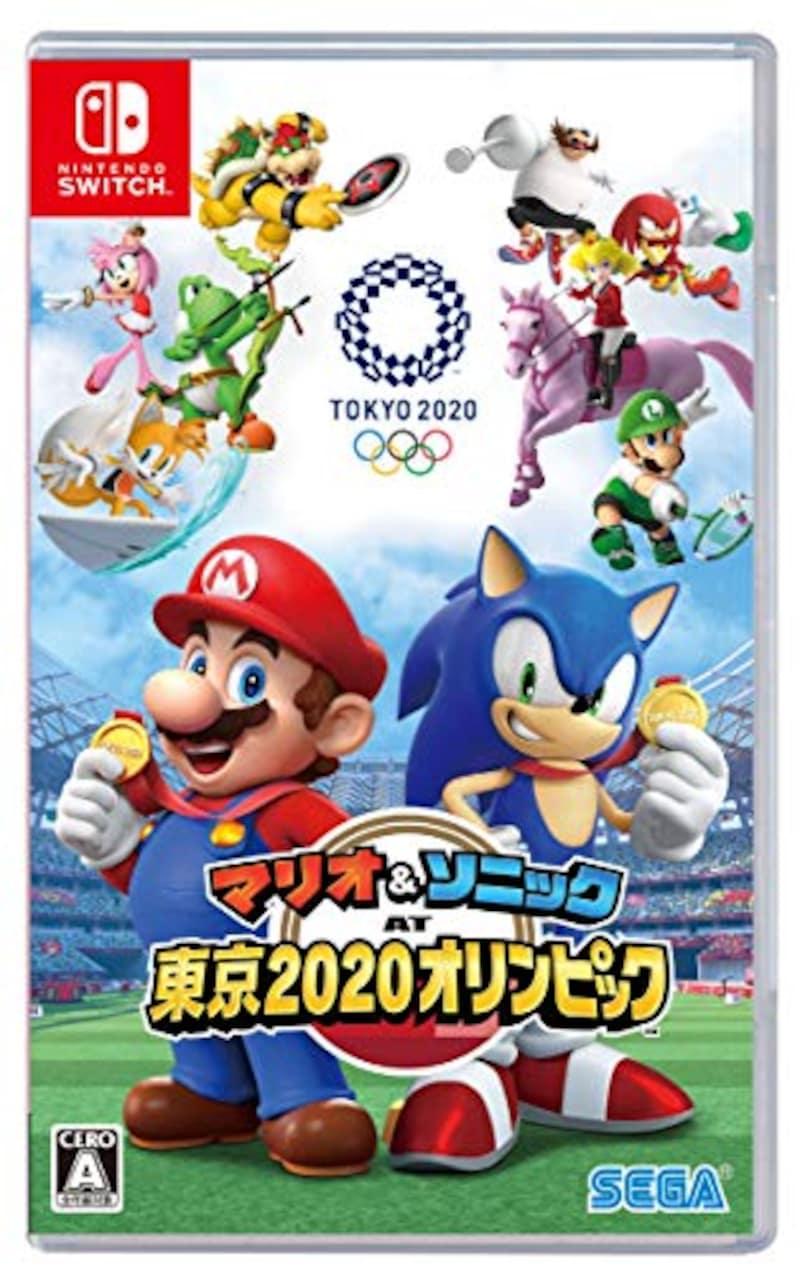 セガ,マリオ&ソニック AT 東京2020オリンピック(TM),HAC-P-ARQPA