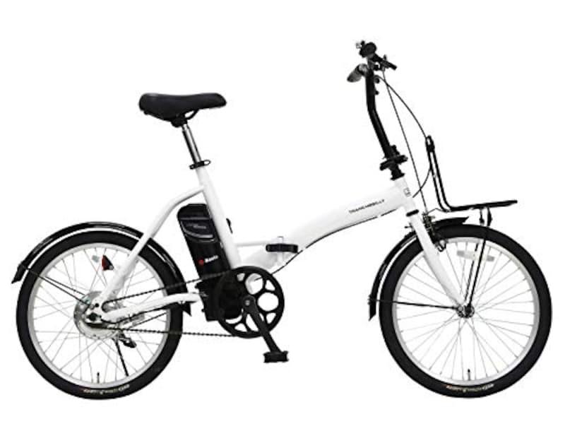 TRANS MOBILLY(トランスモバイリー),折りたたみ電動アシスト自転車