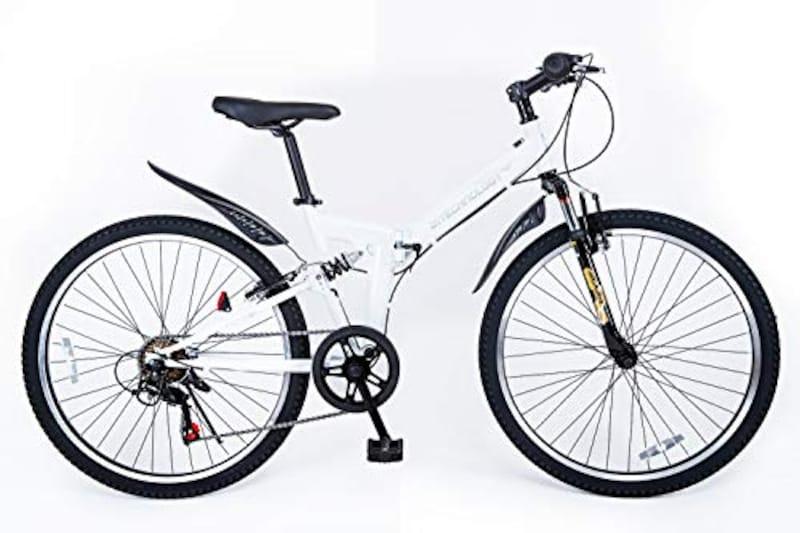 21Technology,マウンテンバイク,MTB266