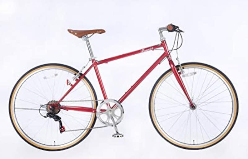 FUNN(ファン),クロスバイク シマノ6段ギア 2020年新モデル,FUCL266