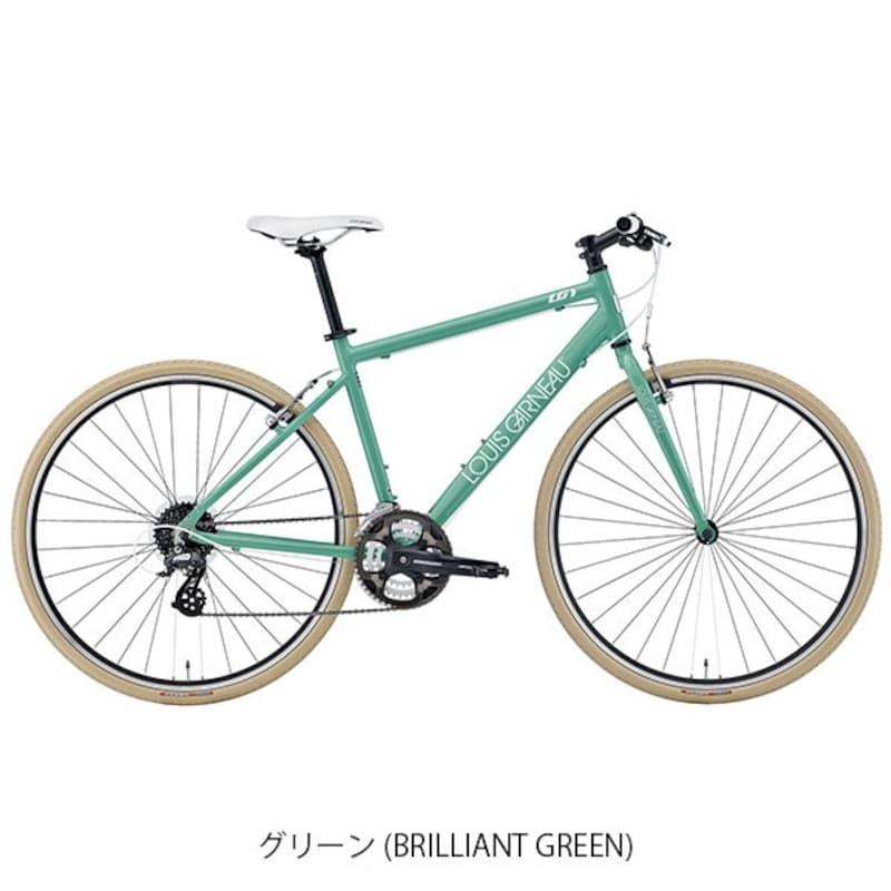 LOUIS GARNEAU (ルイガノ),クロスバイク セッター8.0 24段変速,20setter8-0