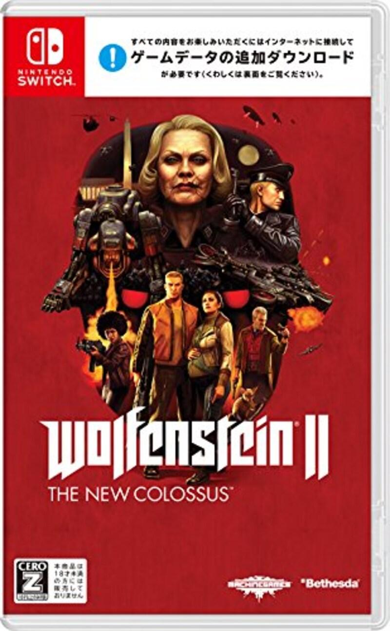 ベセスダ・ソフトワークス,Wolfenstein (R) II: The New Colossu (TM) (ウルフェンシュタインII:ザ ニューコロッサス)