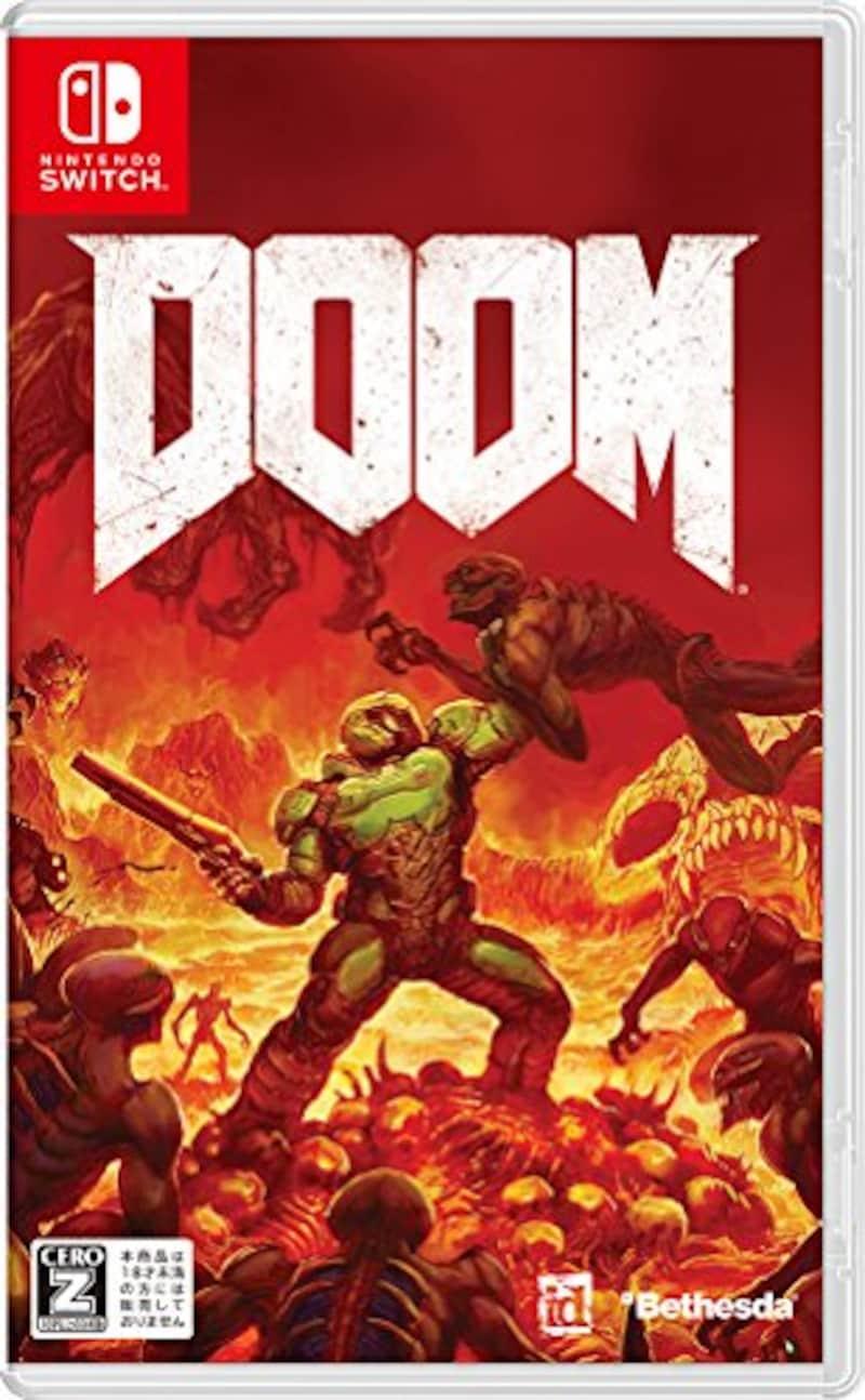 ベセスダ・ソフトワークス,Doom(R),HAC-P-AF3BB