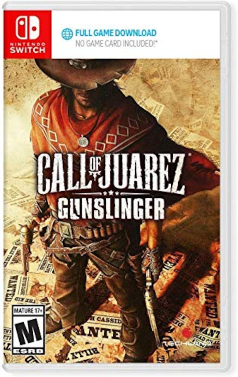 Square Enix(World),Call of Juarez: Gunslinger (輸入版:北米)