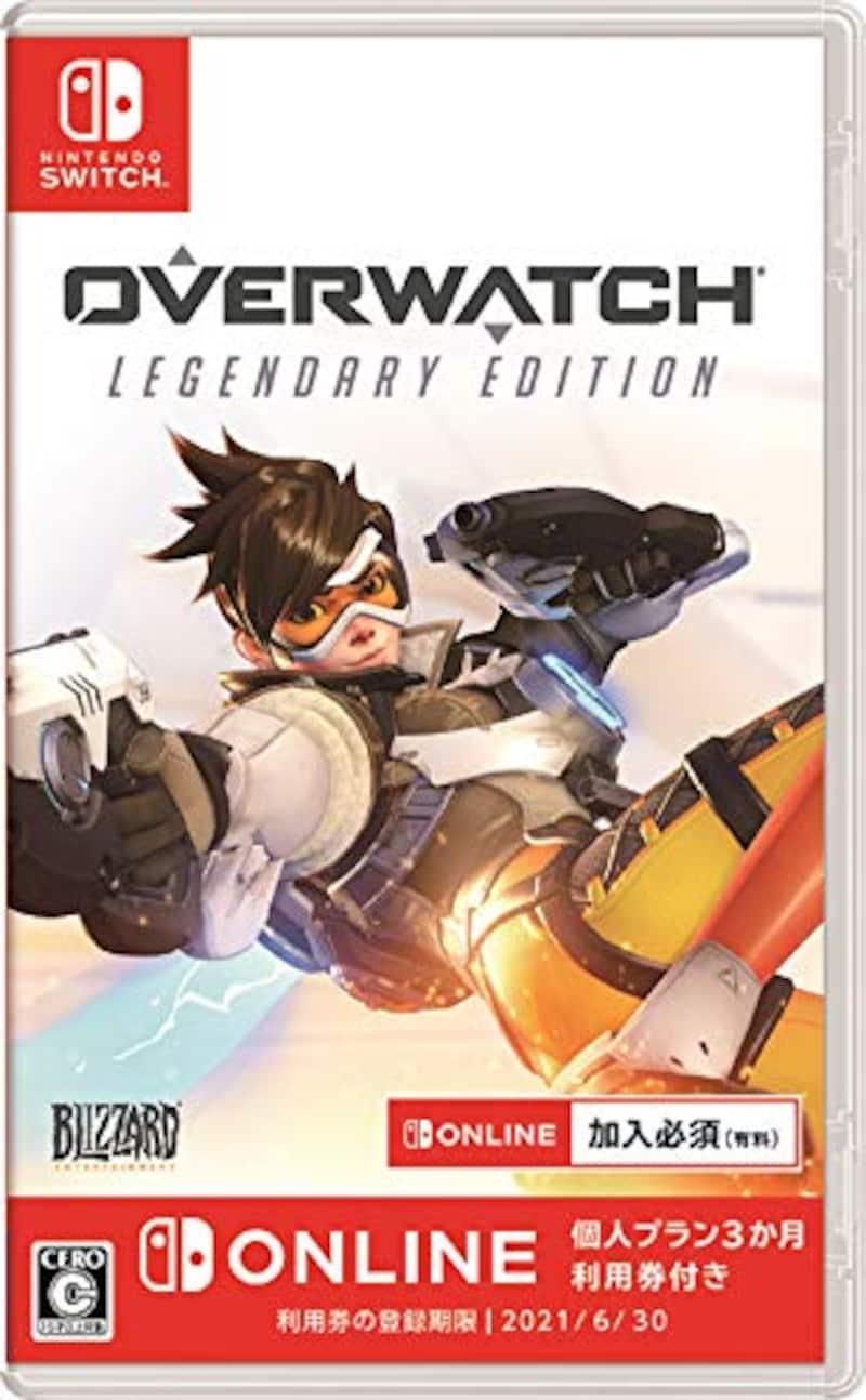 Blizzard Entertainment,オーバーウォッチ レジェンダリー・エディション