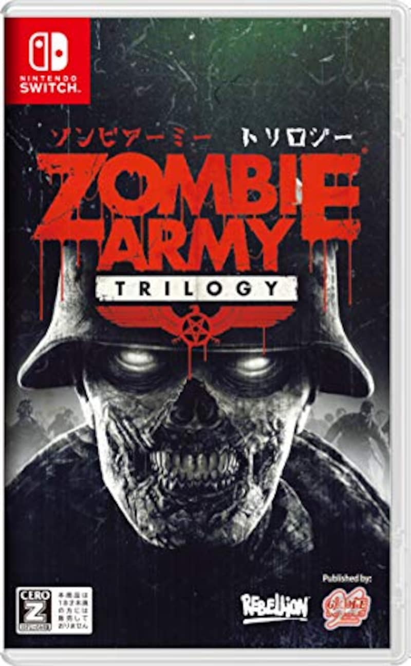 Game Source Entertainment,Zombie Army Trilogy