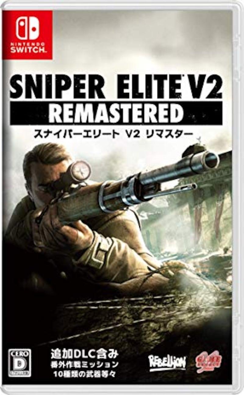 Game Source Entertainment,SNIPER ELITE V2 REMASTERED
