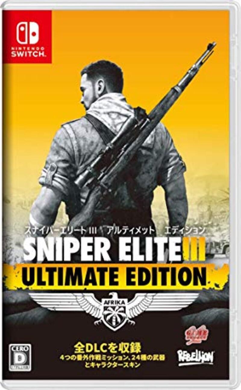 Game Source Entertainment,SNIPER ELITE Ⅲ ULTIMATE EDITION,HAC-P-AQ3RC