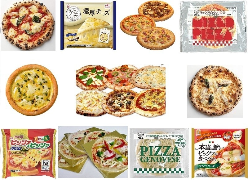冷凍ピザおすすめ人気ランキング24選|生地の選び方、フライパンやオーブンレンジでの焼き方も紹介!アレンジレシピも