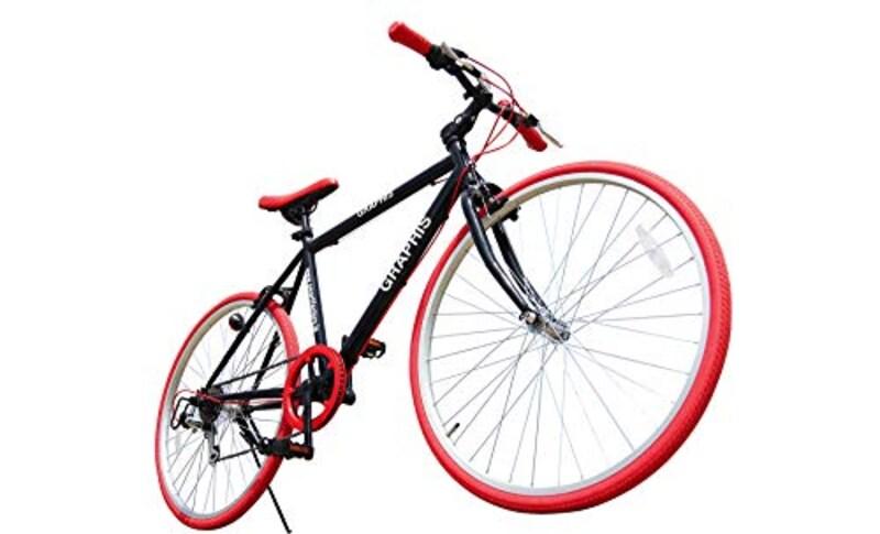 GRAPHIS(グラフィス),可動式ステム クロスバイク,GR-001