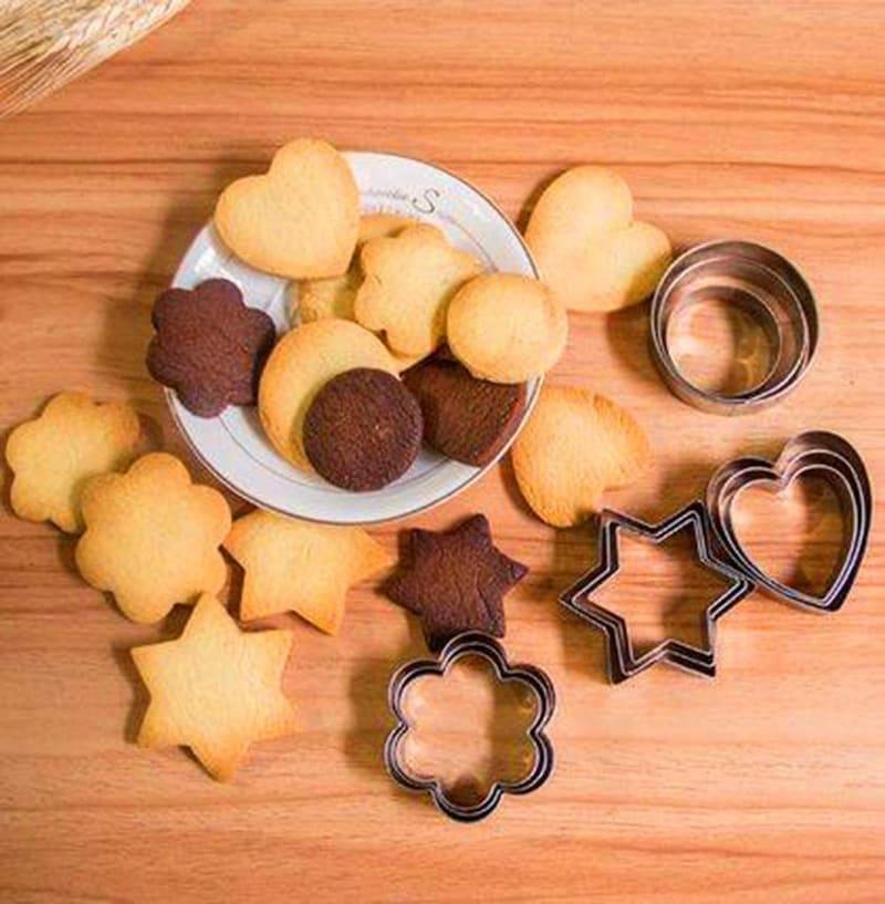 Aokyoung,クッキー型 15個セット