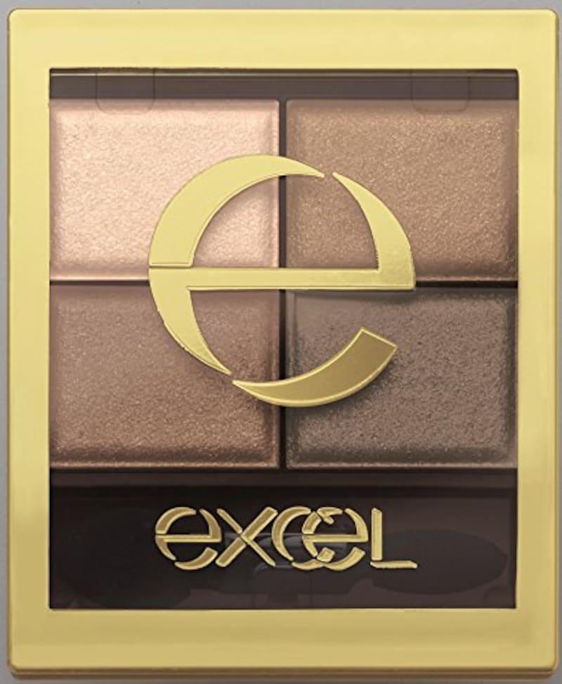 常盤薬品工業,excel(エクセル)スキニーリッチシャドウSR04
