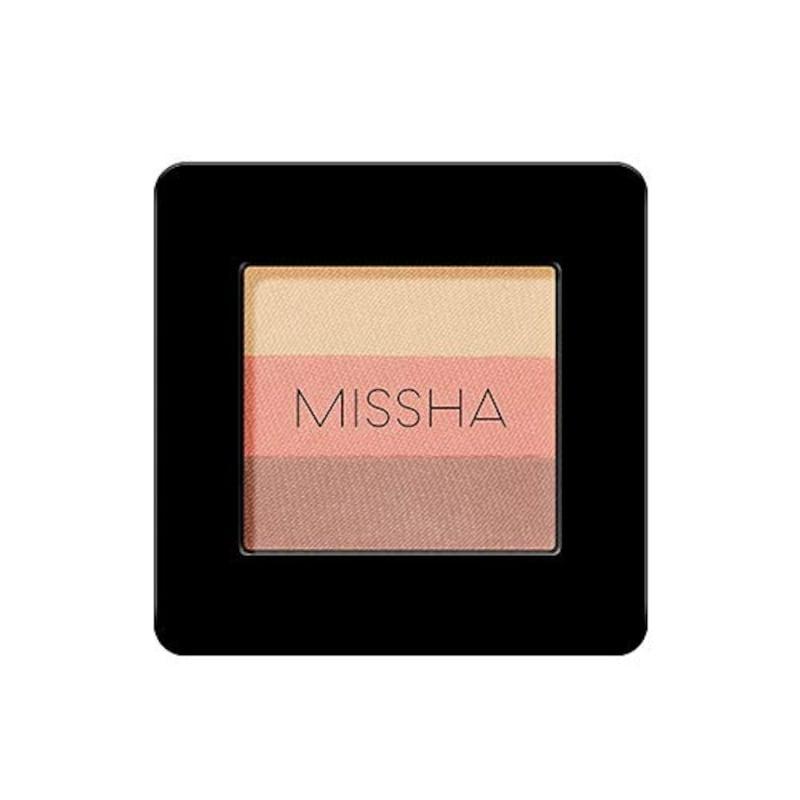 MISSHA(ミシャ),トリプルアイシャドウ#18