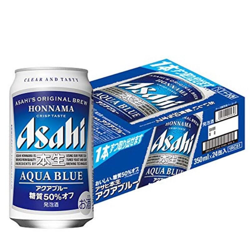 アサヒビール,本生アクアブルー