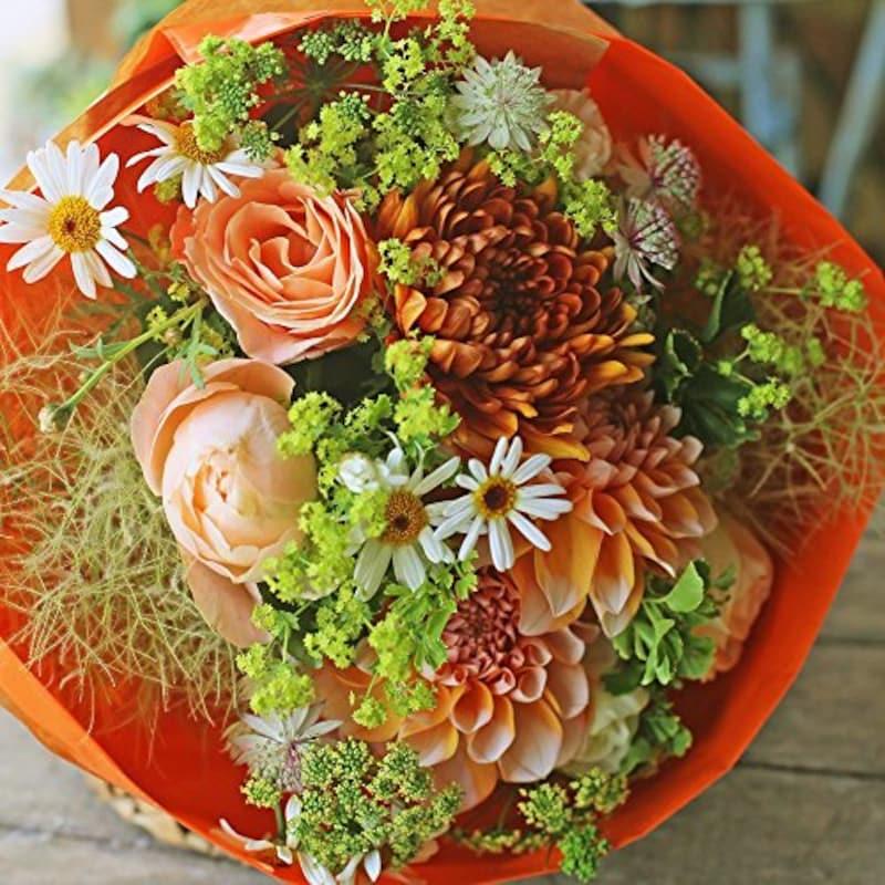 FLORIST SEKIDO,花束 生花 ギフト Mサイズ