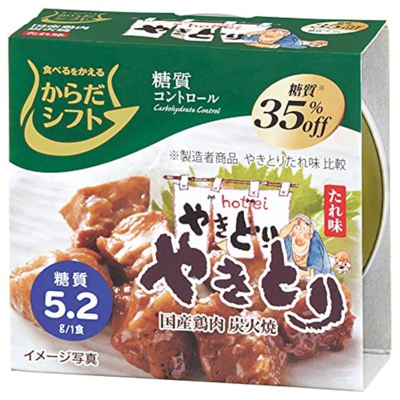 三菱食品,糖質コントロール やきとり たれ味 90g×6