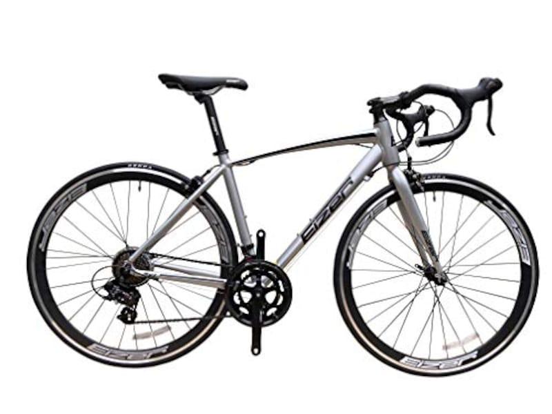 Eizer(アイゼル),ロードバイク,YJ-EZR-R101-21-BKYE