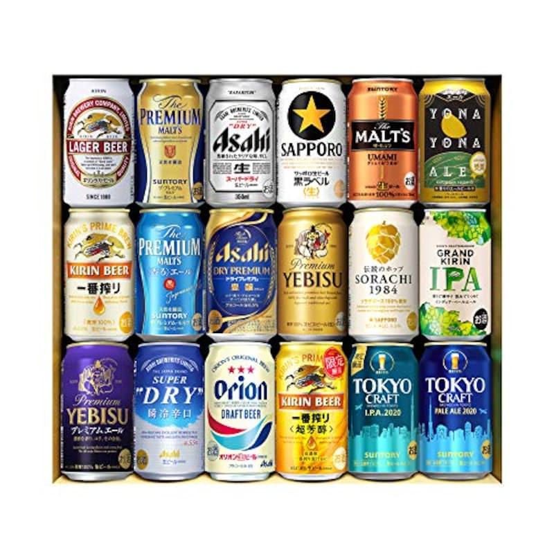 国産プレミアムビール 飲み比べ ギフト
