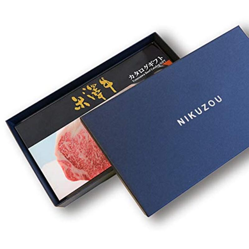肉贈,米沢牛 カタログ ギフト 1万円