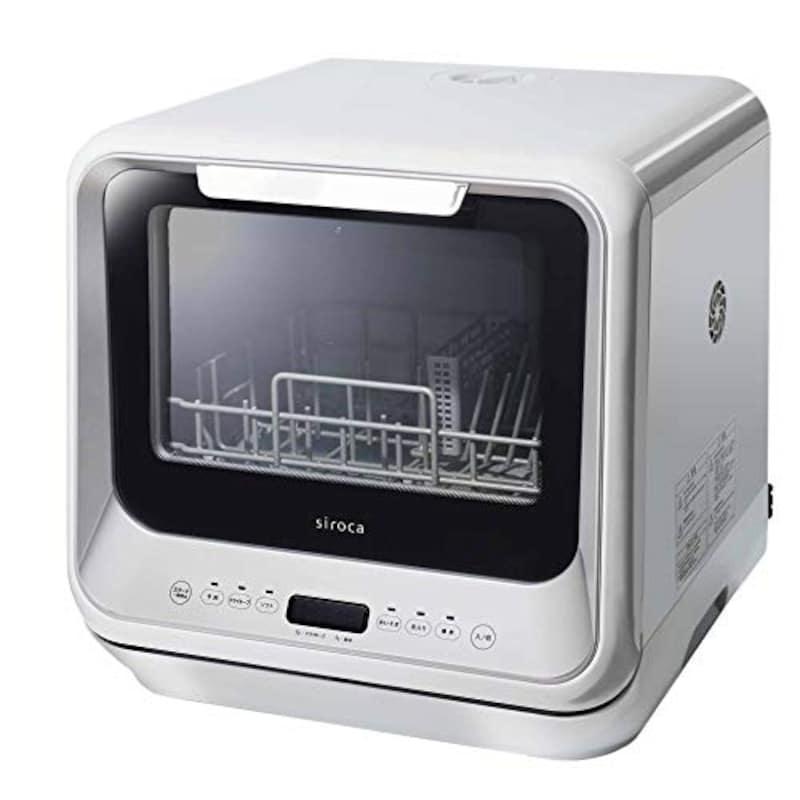 siroca(シロカ),2WAY食器洗い乾燥機,SS-M151