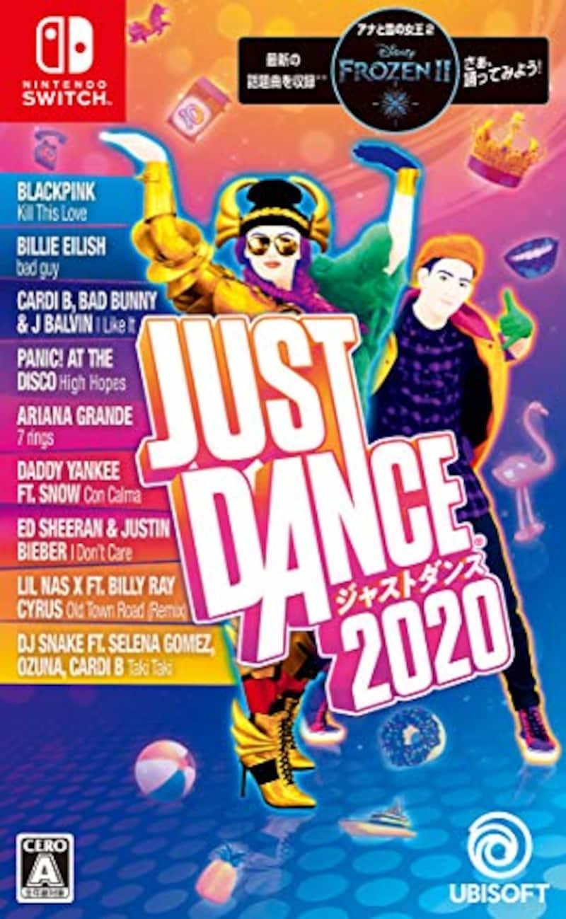 ユービーアイ ソフト,ジャストダンス2020