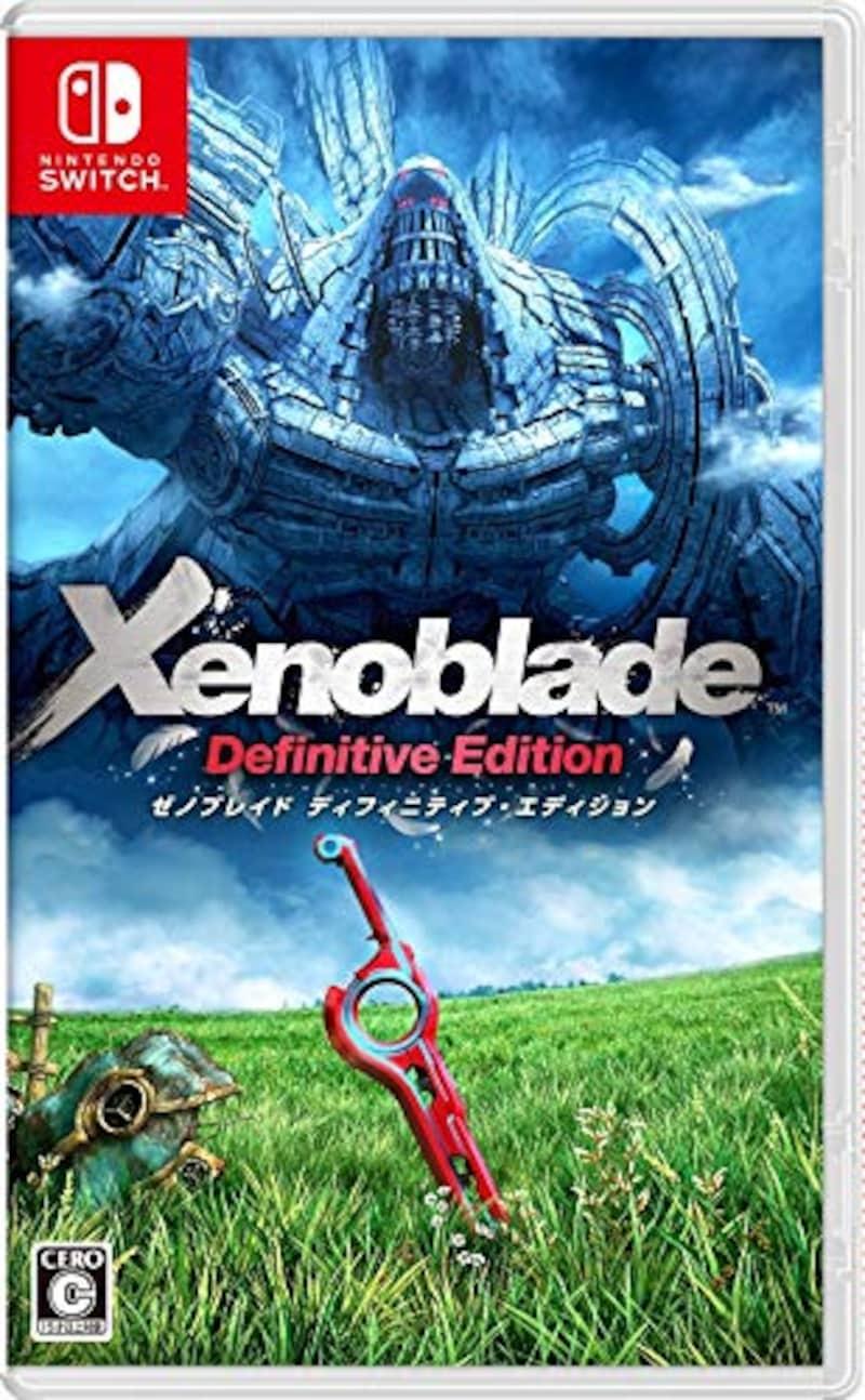 任天堂,Xenoblade Definitive Edition(ゼノブレイド ディフィニティブ エディション)