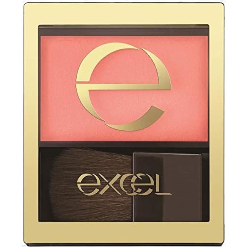 EXCEL(エクセル),スキニーリッチチーク