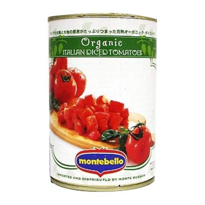 モンテ物産,モンテベッロ 有機ダイストマト,-