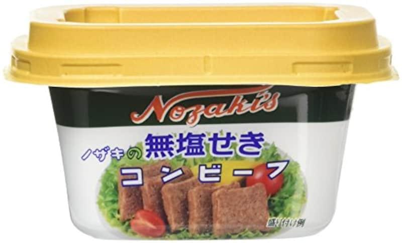 川商フーズ,ノザキ 無塩せきコンビーフ プラ 80g×6
