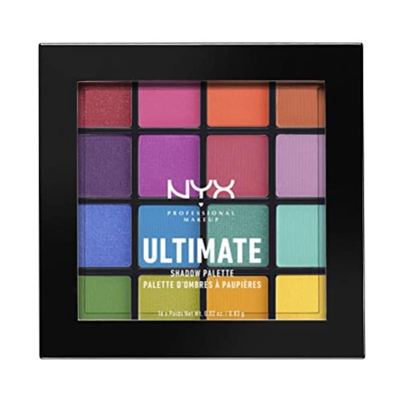 NYX Professional Makeup(ニックス),UTシャドウパレット