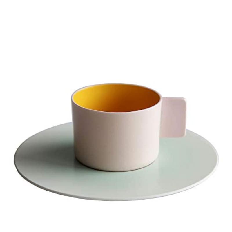 1616/arita japan,S&Bコーヒーカップ(ピンク)
