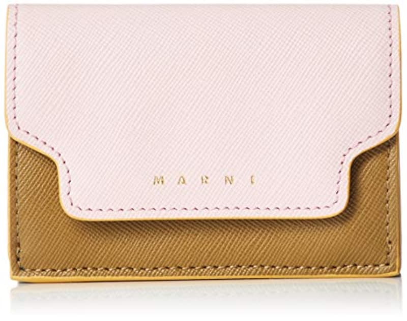 MARNI(マルニ),ミニ財布 トリフォールドウォレット マルチカラー,PFMOW02U09 LV520