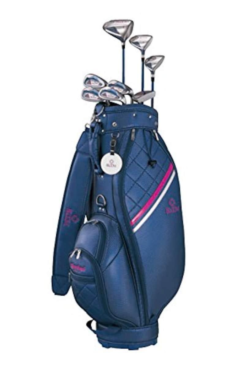 Cleveland GOLF(クリーブランドゴルフ),クラブセット BLOOM ブルーム パッケージセット