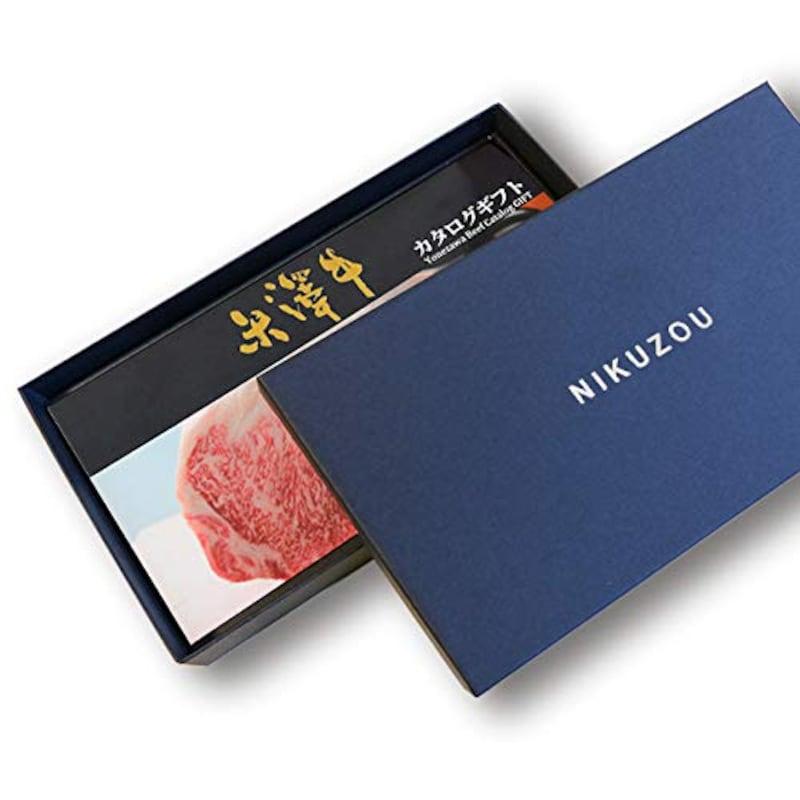 肉贈,米沢牛 カタログギフト 1万円