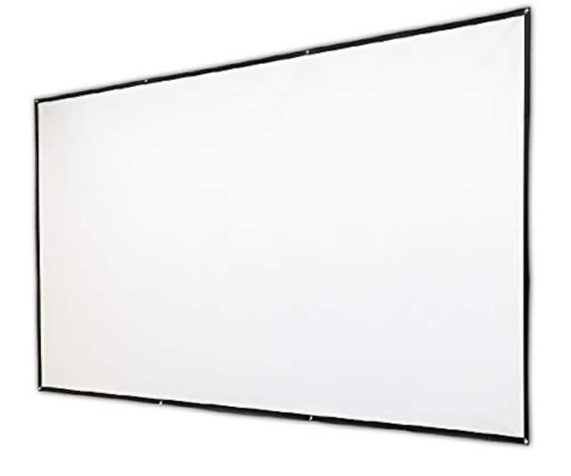 RAMASU(ラマス),手巻き式プロジェクタースクリーン