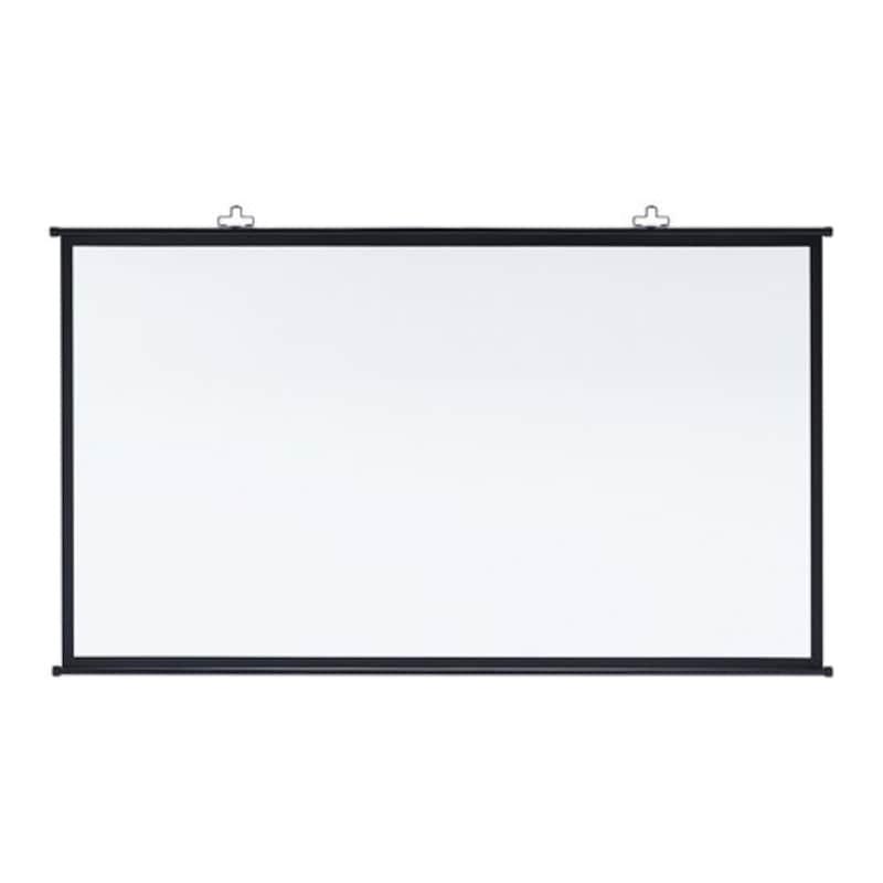 サンワサプライ,プロジェクタースクリーン(壁掛け式) ,PRS-KBHD90