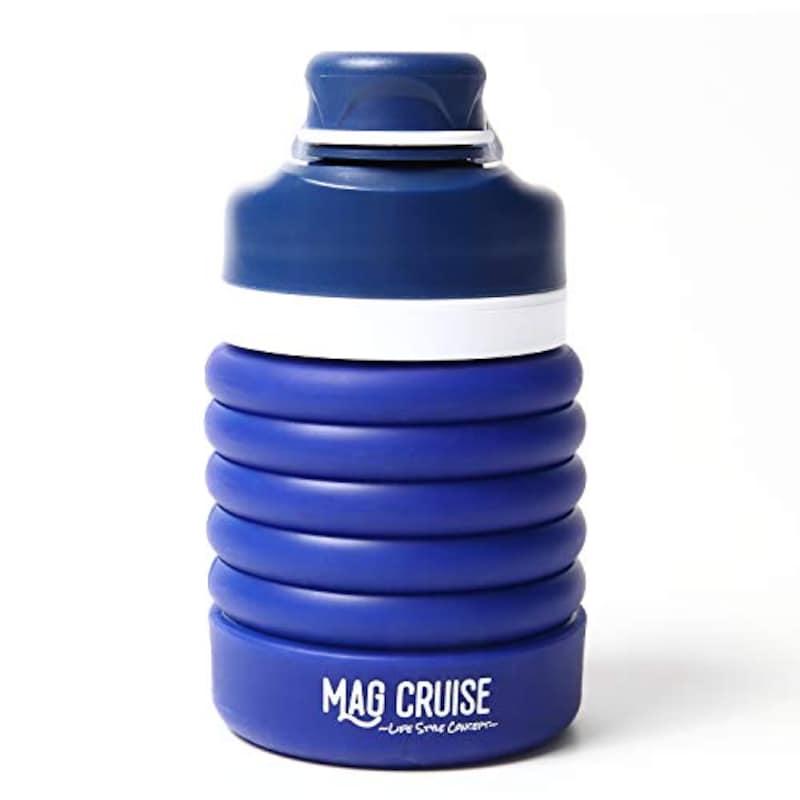 Mag Cruise,折りたたみウォーターボトル