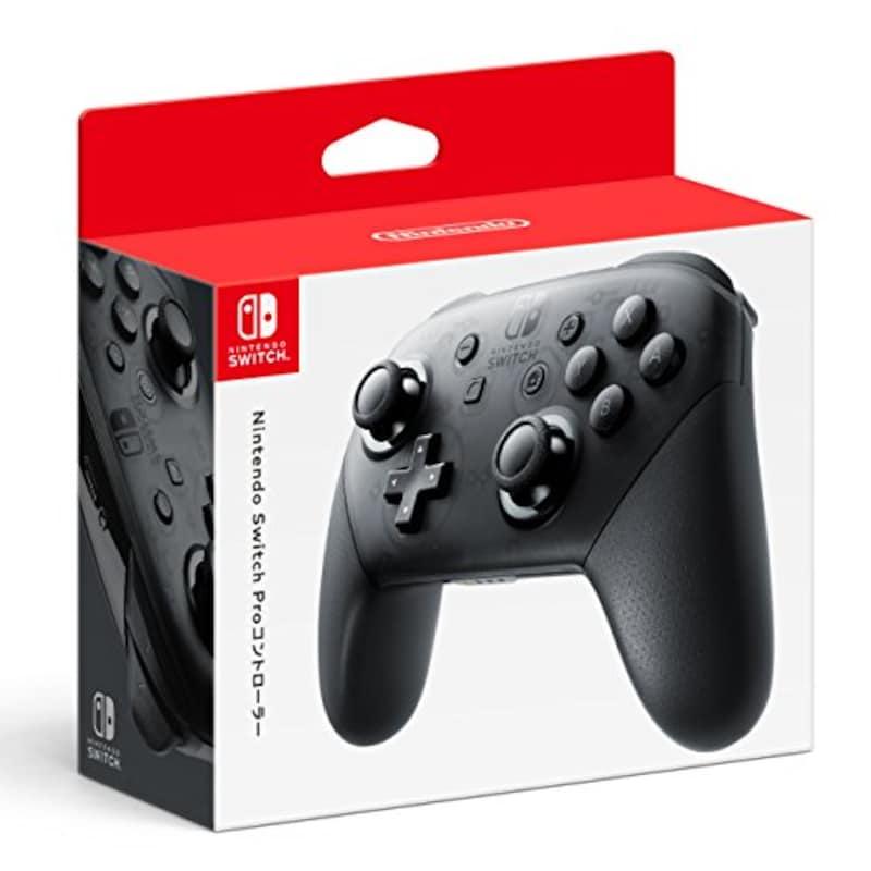 任天堂,Nintendo Switch Proコントローラー,HAC-A-FSSKA