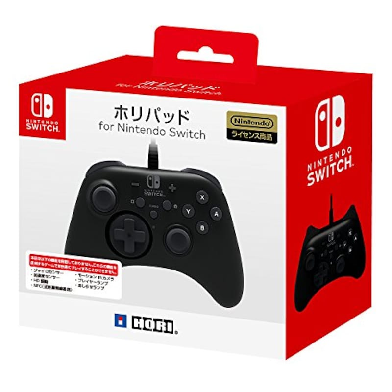 ホリ(HORI),ホリパッド for Nintendo Switch