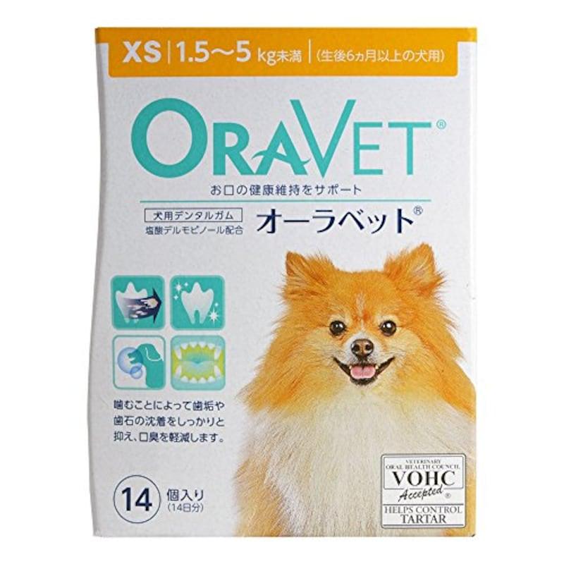 ベーリンガーインゲルハイム アニマルヘルスジャパン,犬用デンタルガム オーラベットXS