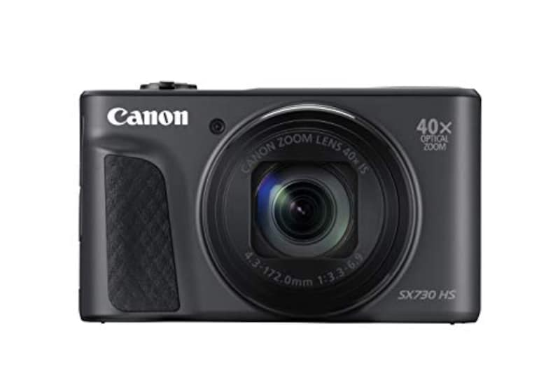 Canon,コンパクトデジタルカメラ PowerShot SX730 HS ブラック 光学40倍ズーム