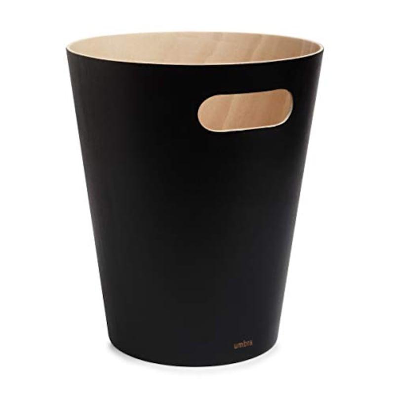 umbra,木製ゴミ箱 WOODROW CAN,2082780-045