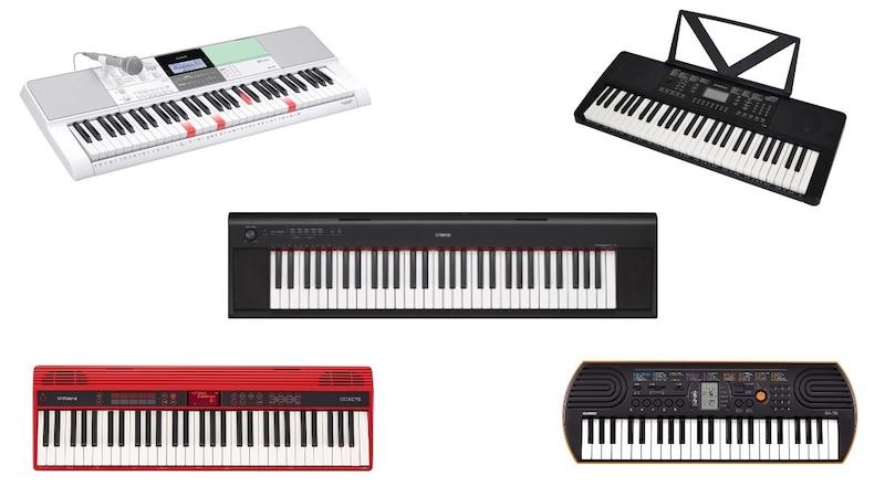 キーボード ピアノ