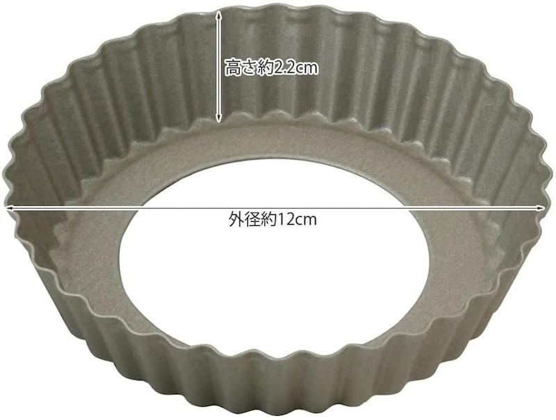 貝印(Kai Corporation),円形タルト型,DL-6149